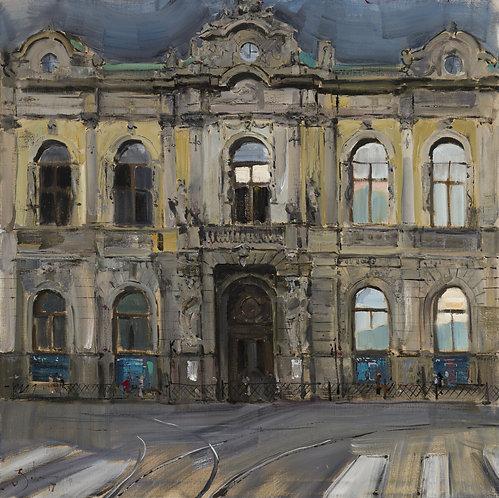 Foundry Mansion by ILYA ZORKIN