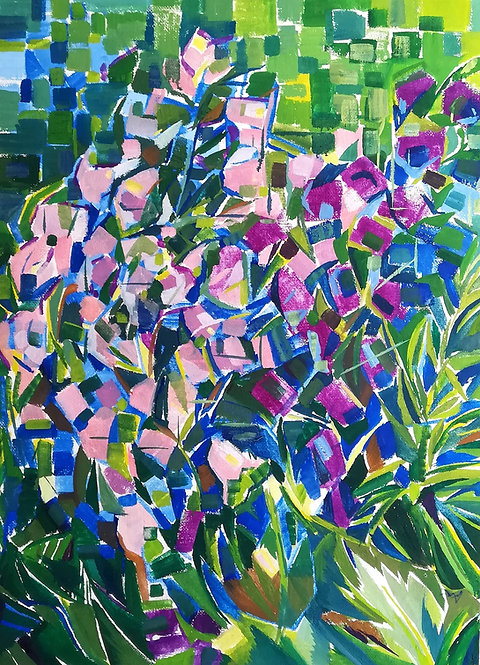Flower Bells by NIKOL KLAMPERT