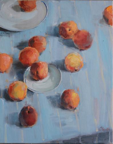 Peaches 50х40.JPG