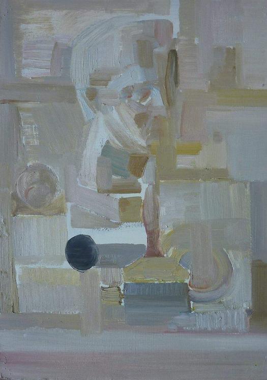 White Still Life No.2 by NIKOL KLAMPERT