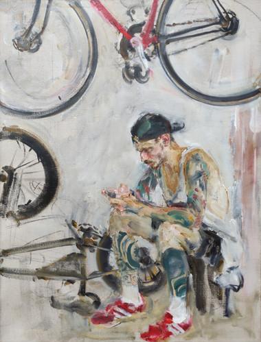 The Russian Ark Yuriy Ushakov Portrait of young man
