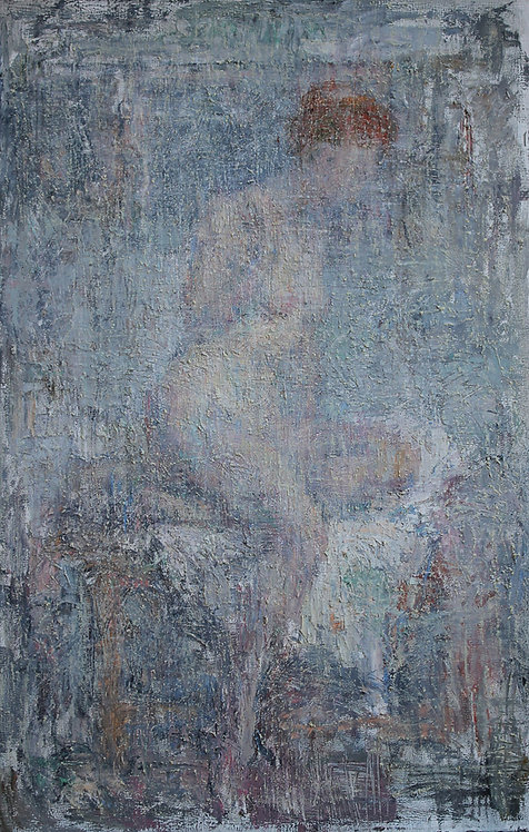 Figure by VARVARA VYBOROVA