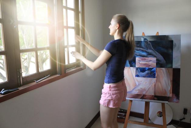 Marie Pol studio