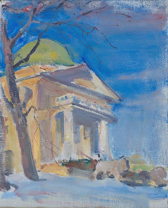 Manor by YURIY USHAKOV