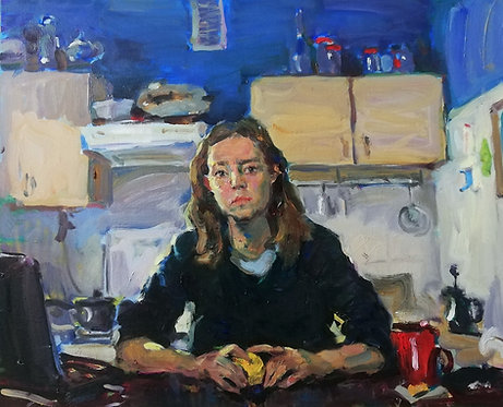 Self-Isolation by YAROSLAVA TICHSHENKO
