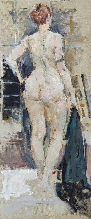 Nude by YURIY USHAKOV