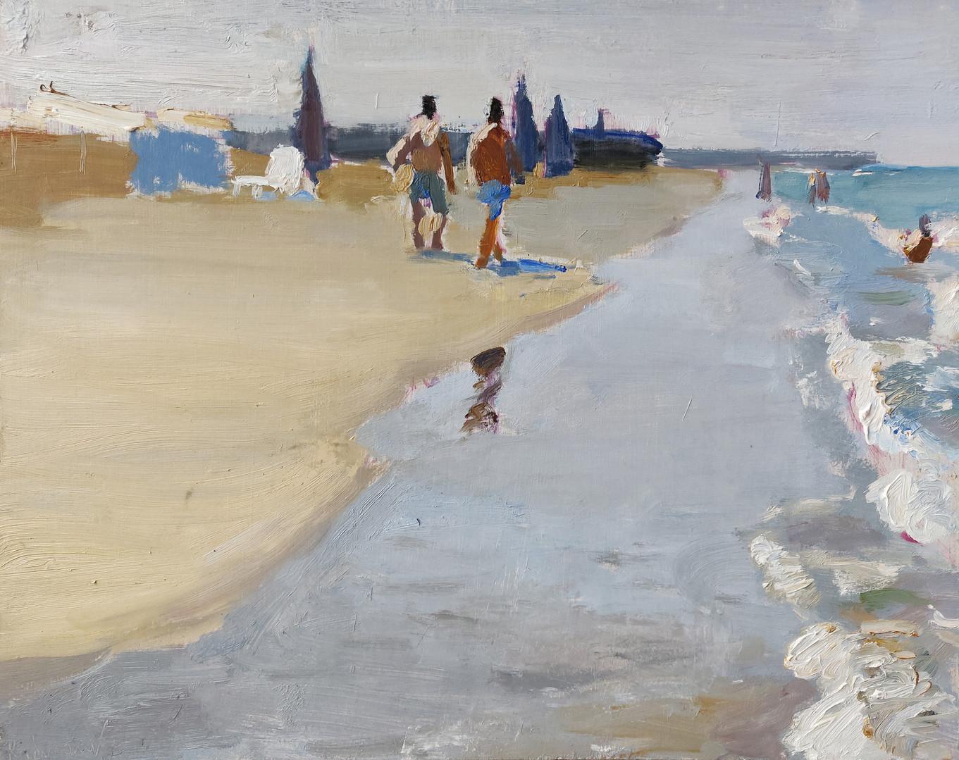 The Russian Ark_Samir Rakhmanov_At the Beach