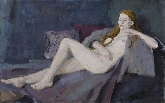 Nude by ILYA ZORKIN