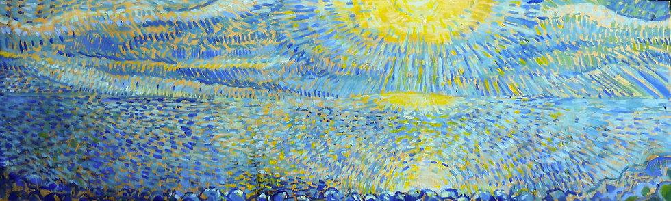Sunrise No.1 by NIKOL KLAMPERT