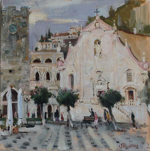 Taormina by VALERIA PRIVALIKHINA
