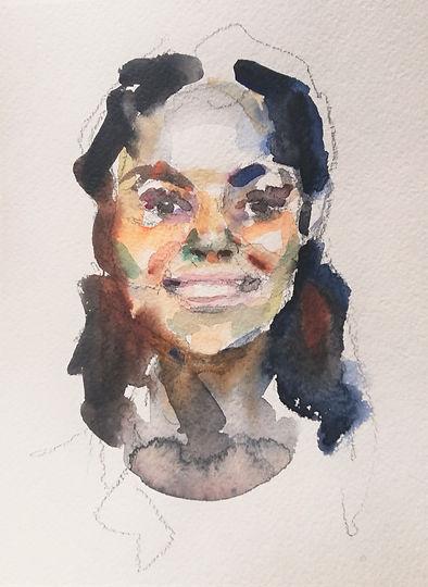 $250 carantine selfportrait #1 19,5on15