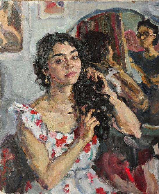 Amal by YAROSLAVA TICHSHENKO