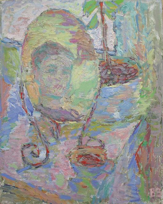 Mirror by VARVARA VYBOROVA