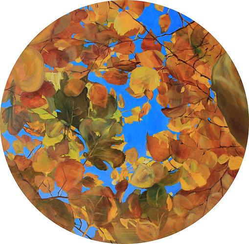Autumn brocade