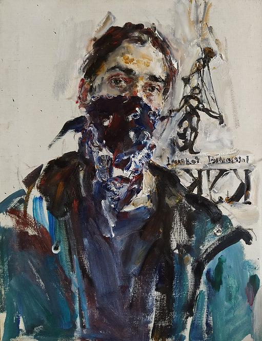Self Portrait by YURIY USHAKOV