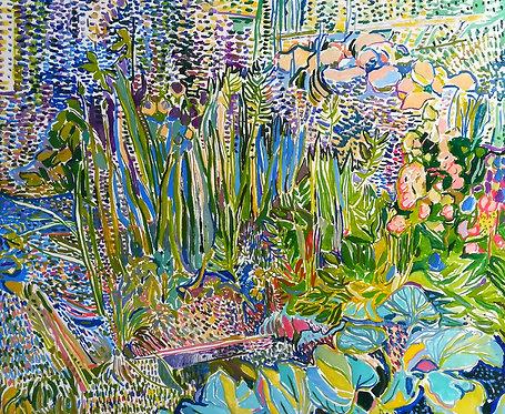 Gardening Landscape by NIKOL KLAMPERT