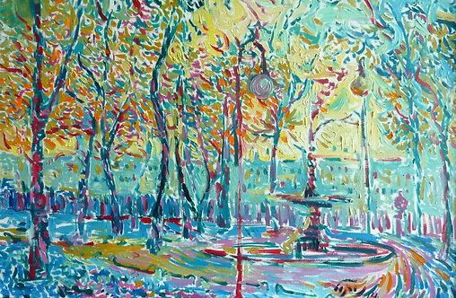Rumyantsovkskiy Garden by NIKOL KLAMPERT