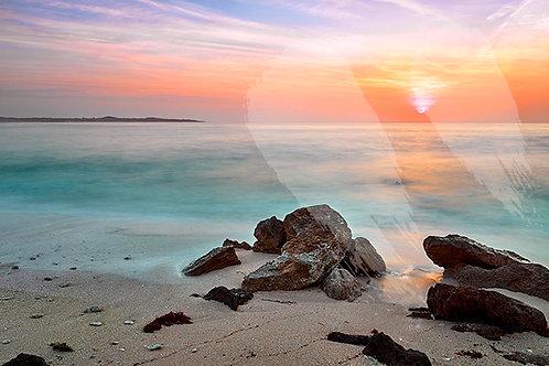 Eclipse Sunset - Nhulunbuy