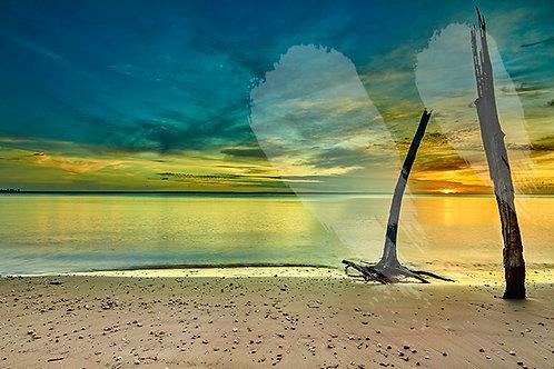 Cayman Creek Sunrise - Garig Gunak Barlu National Park