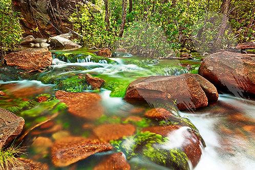 Motorcar Falls - Kakadu National Park