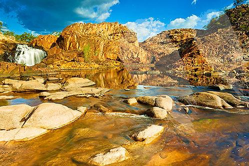Upper Falls - Edith Falls - Nitmiluk National Park