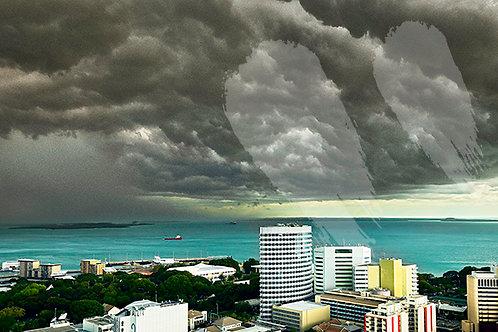 Darwin City Storm