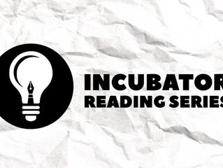 BBTF 2018 Incubator Reading Series Lineup