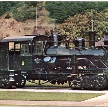 No. 9 over many years at Scotia, California.