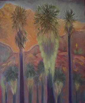 Wild Palms 20x24