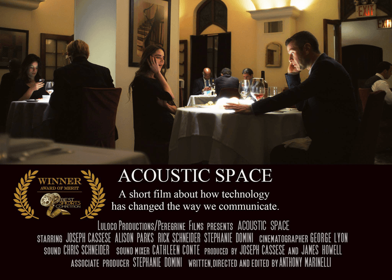 NYNW ACOUSTIC SPACE