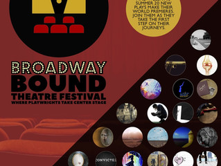 Playwright-Driven Broadway Bound Theatre Festival to Launch This Summer