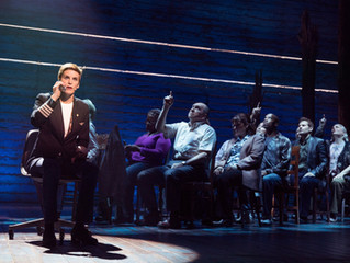 Review: 'Come From Away,' a Canadian Embrace on a Grim Day