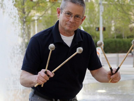 Meet John Mark Piper of PIPERvibe: Music, Fire and Ice in Corinth