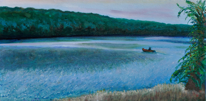 Crystal Lake 12x24