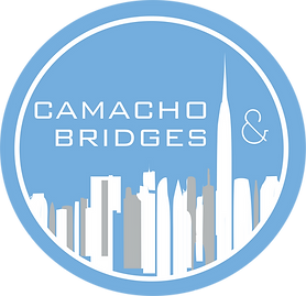 CAMACHO BRIDGES NYV LAW LOGO
