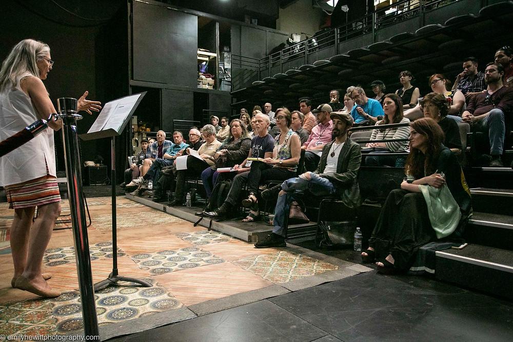 Lenore Skomal Broadway Bound Theatre Festival