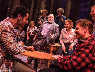 Review: Come From Away is a story of coming together on an 'island in between'
