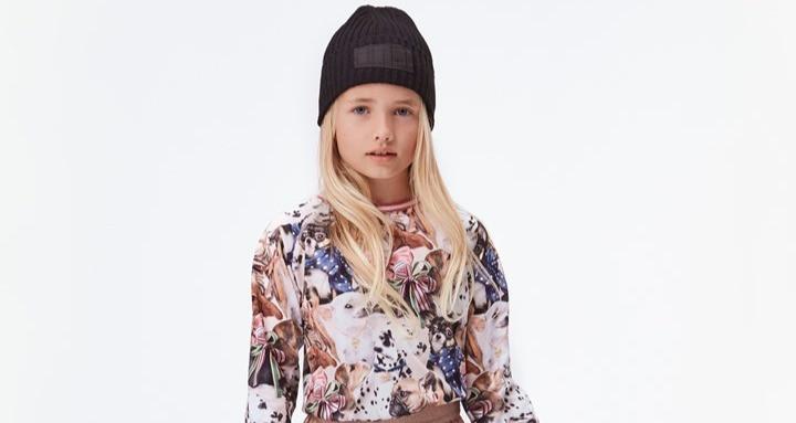 Новая коллекция детской одежды