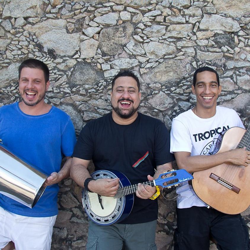 Samba do Xoxó no Rio Scenarium