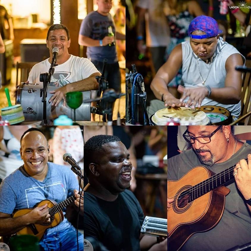 Sexta no Rio Scenarium com o Samba do Leblon