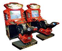Super Bikes Arcade game rentals.jpg