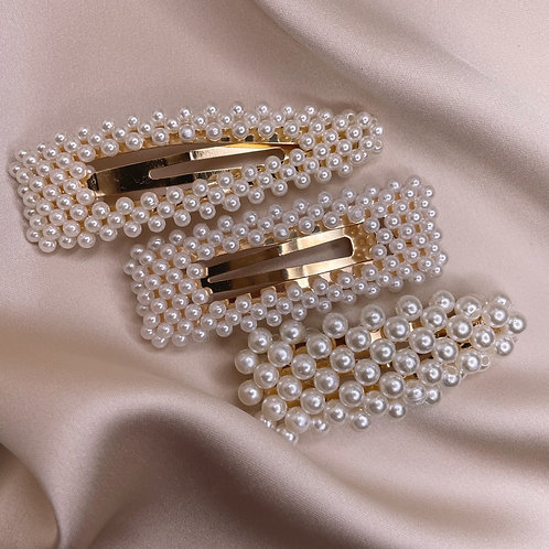 THE PEARLY SET