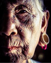Chin Tribe Woman