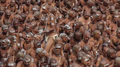 Samaskar Juna akhara