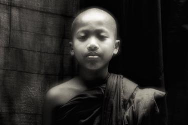 Monk Maruku Burma