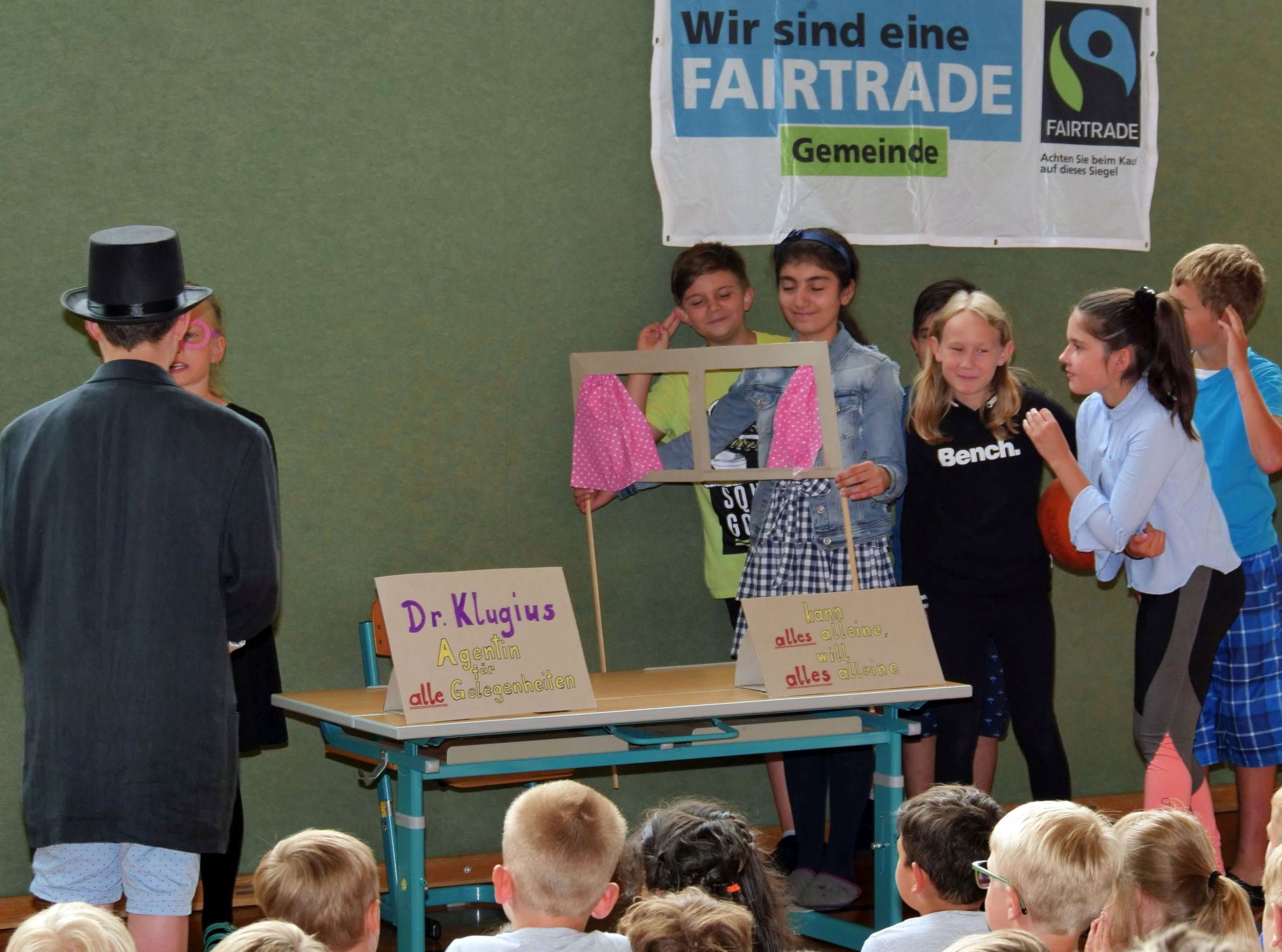 Fairtrade-Feier