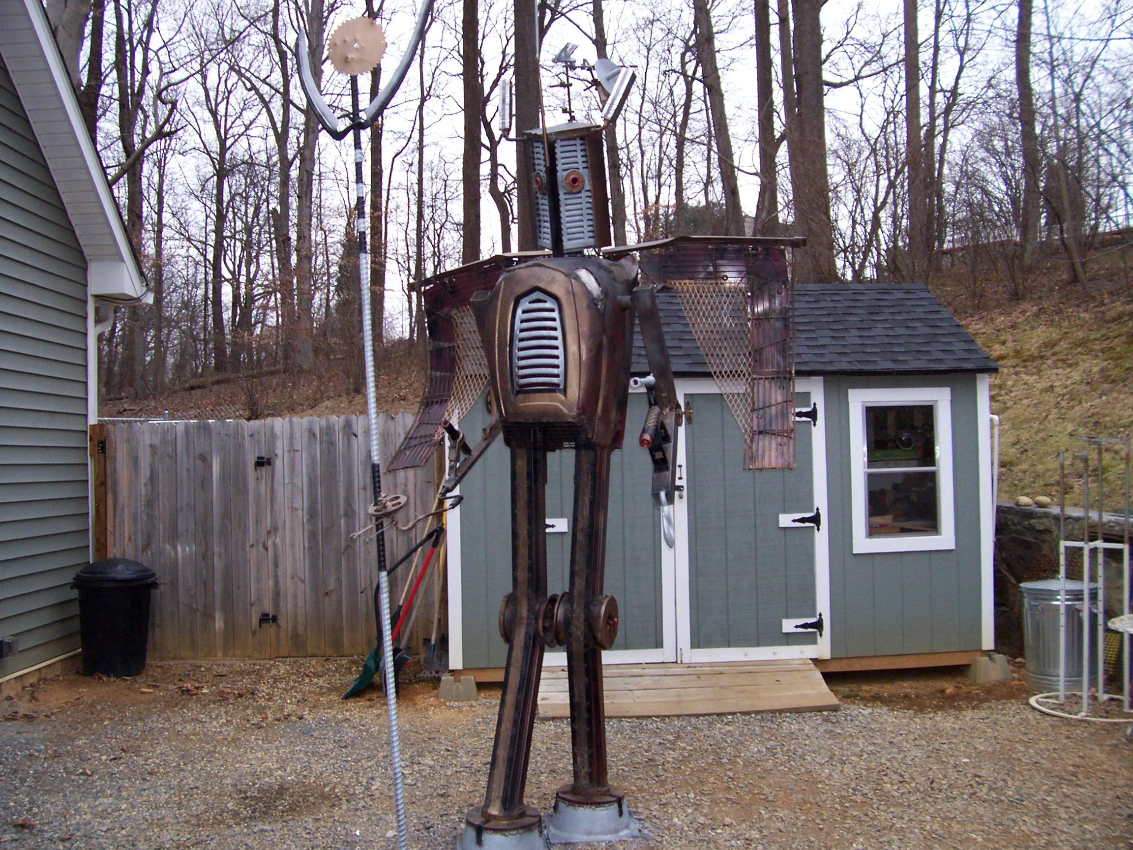 Robot II 001