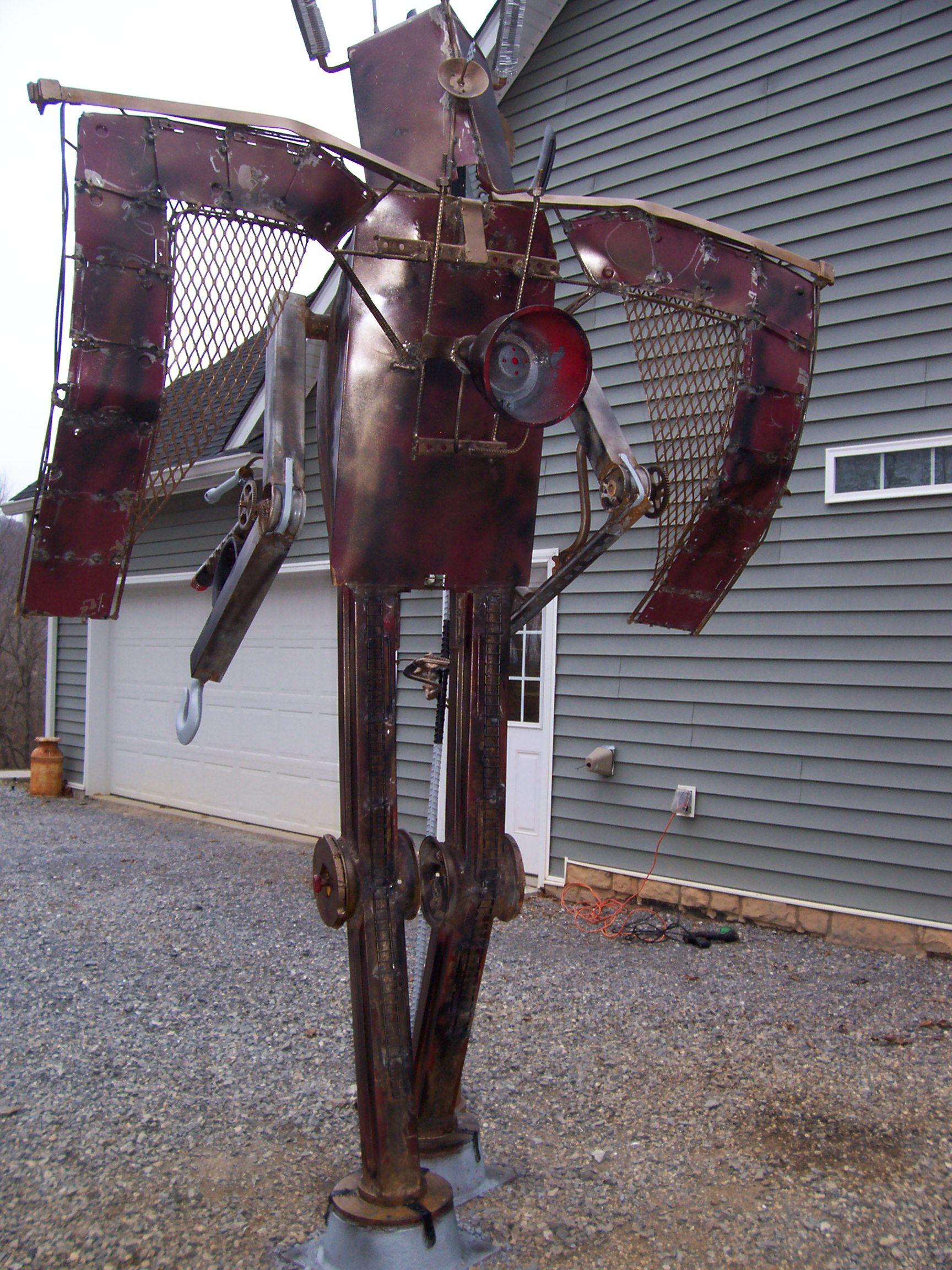 Robot II 012