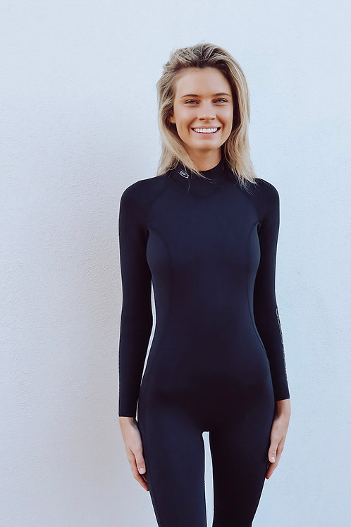 2.2mm Women's Backzip Steamer with Ultra Stretch