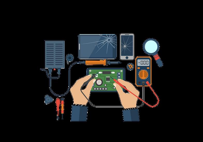 Smart phone tablet reparatie Zwolle Kamp